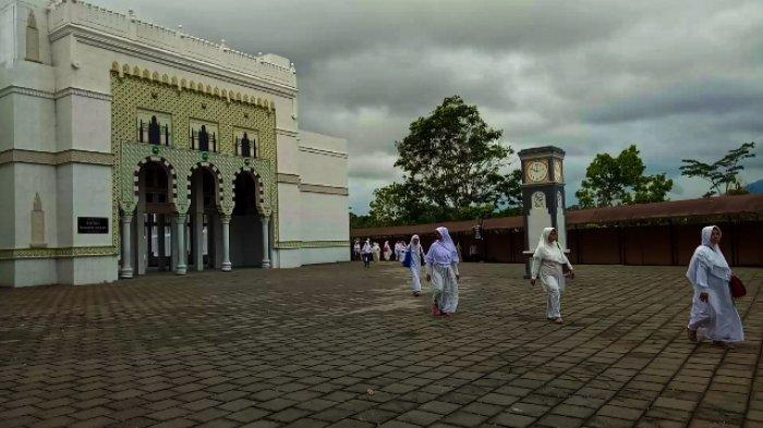 Mulai Tahun ini, Fatimah Azzahra Tidak Hanya Tempat Manasik Haji, tapi Juga Spot Foto Religi