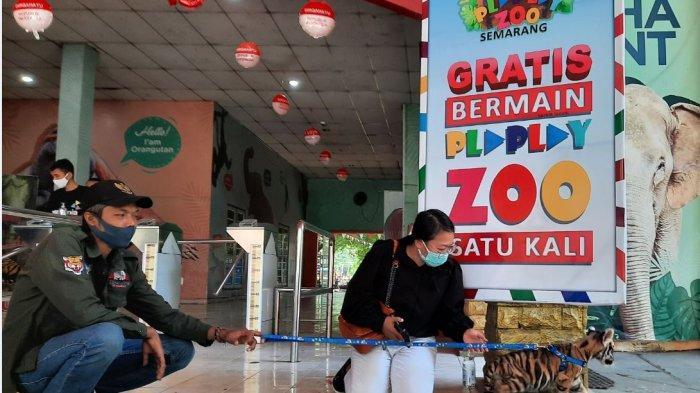 Gerakan Jateng di Rumah Saja Dimulai Besok, Seluruh Objek Wisata di Semarang Tutup