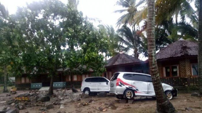 Tsunami Selat Sunda, PMI Solo Berangkatkan Relawan ke Banten