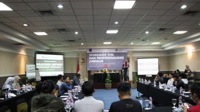 AJI Indonesia Soroti Plus Minus Menjamurnya Media Online