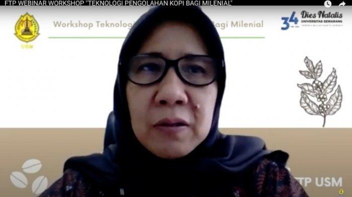Lewat Workshop Online, FTP USM Dorong Kaum Millenial Kuasai Teknologi Pengolahan Kopi