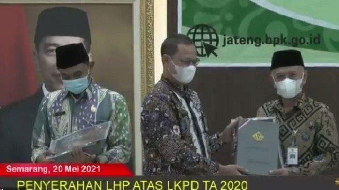 Kabupaten Jepara Kembali Raih WTP BPK Kesebelas