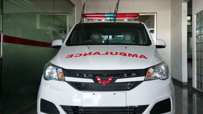 Wuling Confero Ambulance Edition Andalan Masyarakat Pedesaan