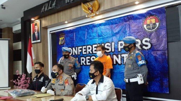 Inilah Sosok WW Pria Yogya Pukul Polisi Ipda Tetepana Gara-gara Tak Terima Diingatkan Pakai Masker