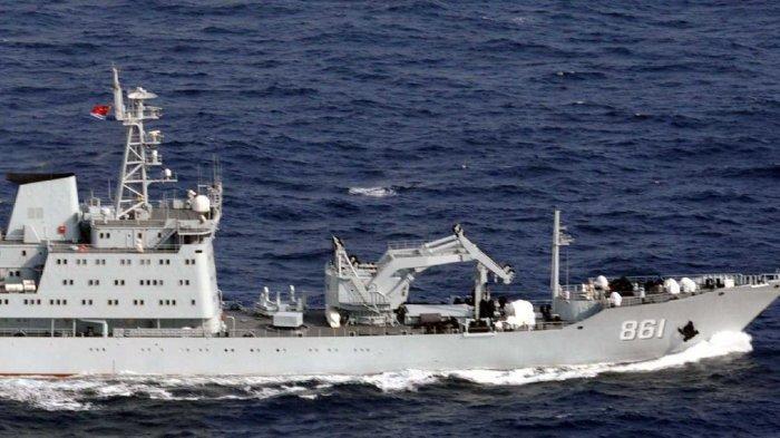 PKS Minta Pemerintah Waspada Kedatangan Kapal Perang China di Perairan Indonesia