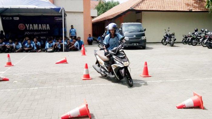 SMKN 7 Semarang Jadi Sekolah Percontohan Tertib Berlalu lintas