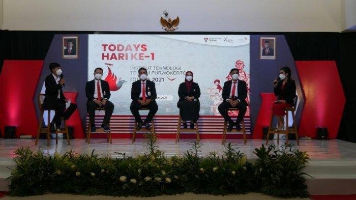 Yayasan Pendidikan Telkom turut mengucapkan selamat atas terlaksananya TODAYS 2021