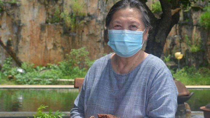 Olahan kepiting raksasa King Crab kuliner olahan Yenny di Semarang
