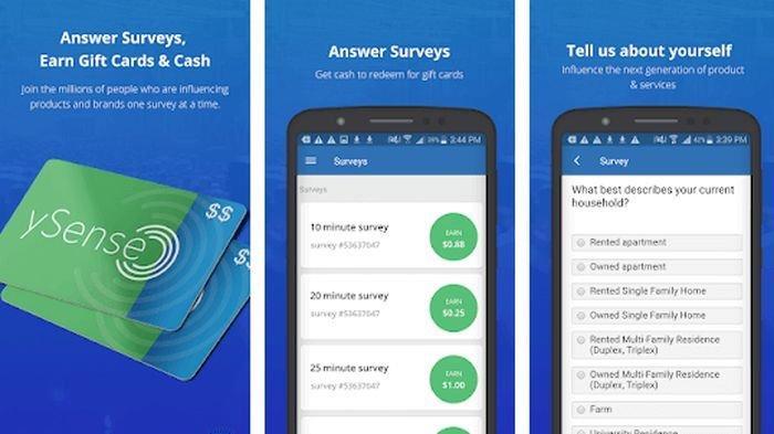 Clixsense Aplikasi Penghasil Uang Sambil Rebahan, Nonton Iklan Dapat Cuan