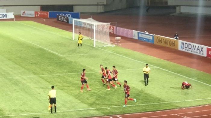 Laga Dramatis AHHA PS Pati vs Persijap Jepara, Hasil Imbang 2-2