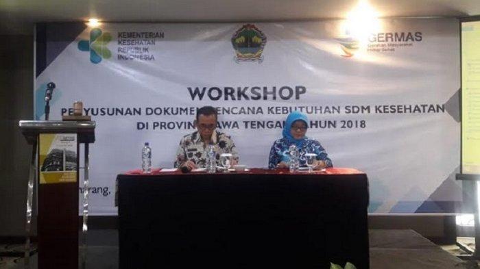 Dinkes Provinsi Jateng Tegaskan Pemenuhan SDM Kesehatan berdasarkan Perhitungan Kebutuhan