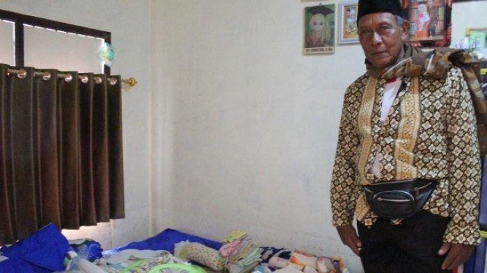 Kisah Zamrozi Selamatkan Cucu yang Masih Berusia 10 Hari saat Tanggul di Belakang Rumahnya Jebol