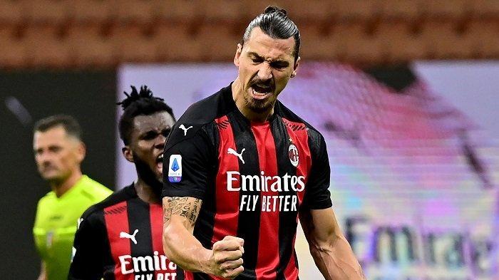 Jadwal, Klasemen, Top Skor dan Link Live Streaming Serie A Liga Italia, AC Milan Butuh Pelampiasan