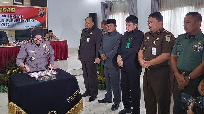 Dukung Antikorupsi, Wali Kota Tegal Dedy Yon Tegaskan Aparat Negara Patuhi WBK