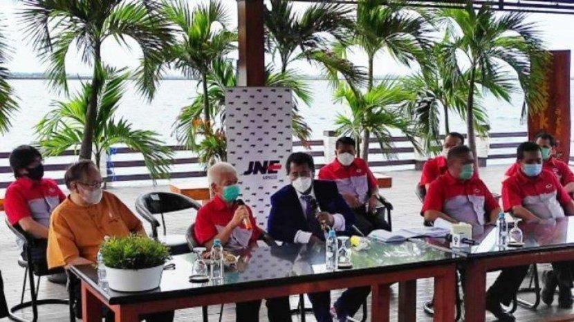 Soal Boikot Jne Manajemen Bantah Ada Saham Haikal Hasan Agen Di Pekalongan Sudah Diputus Tribun Jateng