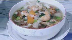 Resep Sup Udang Jamur Ide Menu Makan Malam