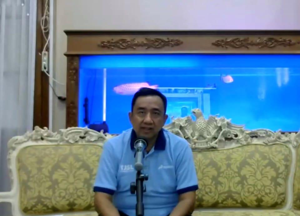 Bupati Cilacap Tatto Suwarto Pamuji mengapresiasi Pertamina RU IV selama ini bekerjasama cukup baik dengan pemkab dalam membangun wilayah Kabupaten Cilacap.