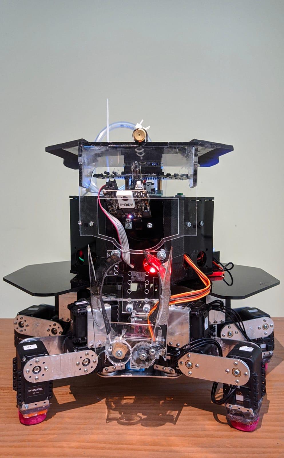 Robot SAR 2021