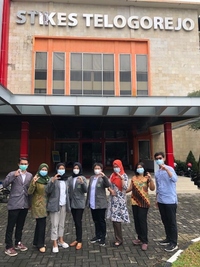 Tim Presentasi Prodi S1 Farmasi STIKES Telogorejo Semarang