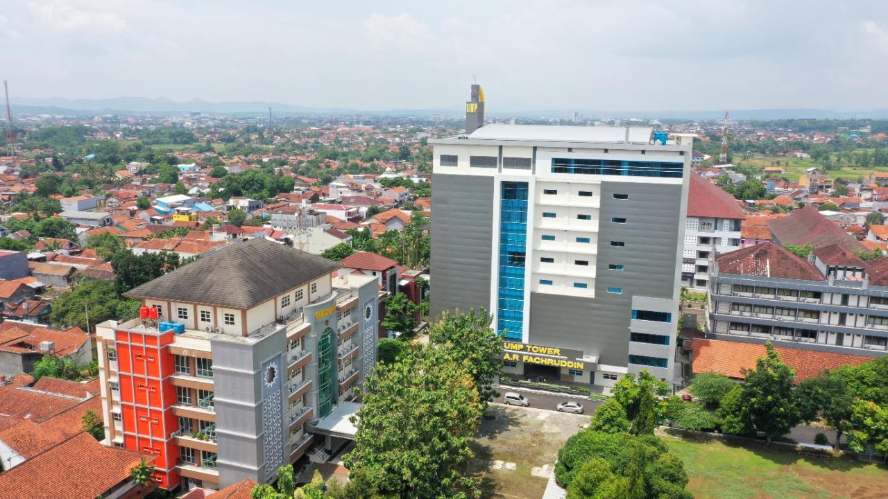 Universitas Muhammadiyah Purwokerto (UMP) Banyumas, Jawa Tengah