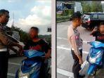 tangkap-layar-video-viral-pemotor-dihentikan-polisi-di-kawasan-jalan-letjend-suprapto-ungaran-barat.jpg