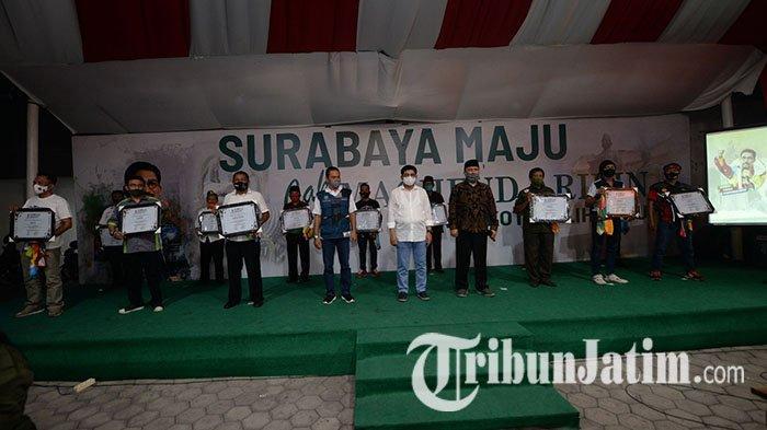 Pilwali Surabaya: 13 Kelompok Relawan Deklarasi Menangkan Machfud Arifin