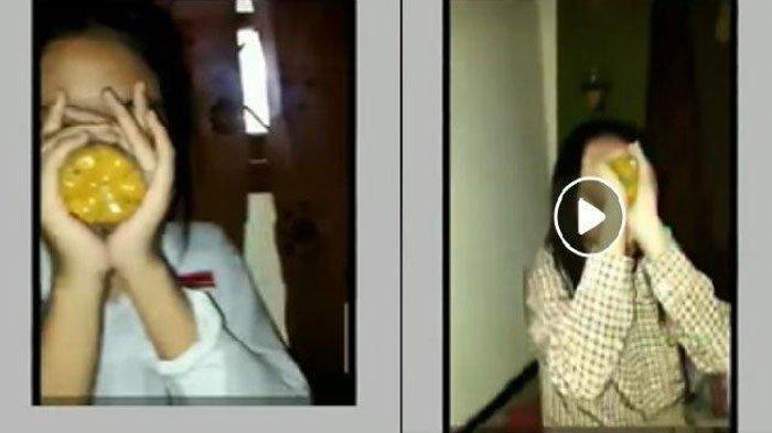 VIRAL Video Diduga 2 Siswi SMP Ciuman saat Pesta Lem di Kamar, Tersebar di Facebook & WhatsApp