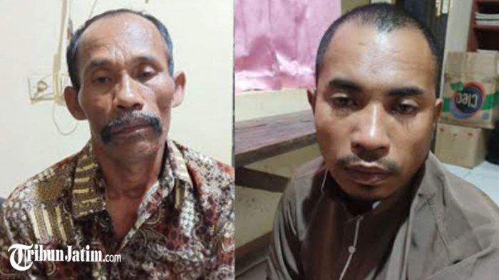 Tertangkap 2 Tersangka Pembunuhan Petani di Pulau Kangean, Polisi Sita Barang Bukti Pakaian Korban