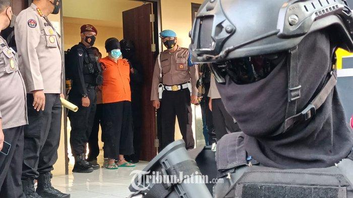 11 Terduga Teroris Jatim Diberangkatkan ke Mabes Polri, Bagian dari Jamaah Islamiyah (JI)
