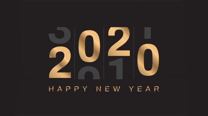 30 Ucapan Selamat Tahun Baru, Doa dan Harapan Tahun 2020, Cocok untuk Update di Media Sosial
