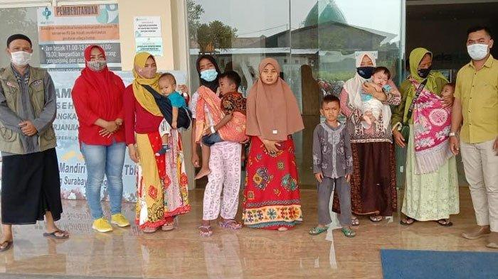 Demi Senyum Anak Indonesia, Relawan FRPB Pamekasan Bantu Operasi Bibir Sumbing Gratis,
