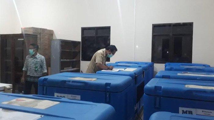 7.000 Vaksin Covid-19 Tiba, Dinkes Kabupaten Malang Prioritaskan Tenaga Kesehatan