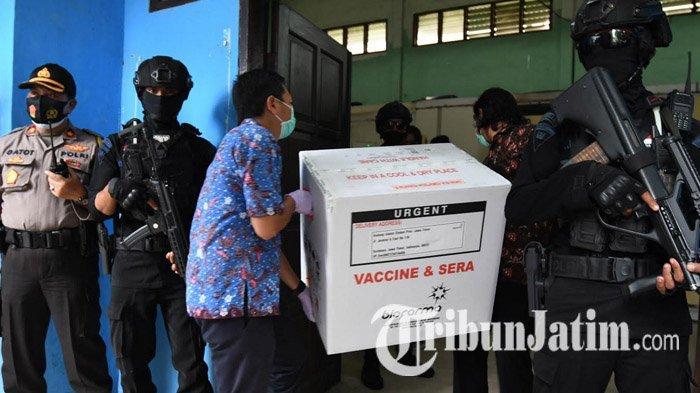48 Faskes Disiapkan untuk Pelaksanaan Vaksin Covid-19 di Bojonegoro, Jubir: 1 Faskes 1 Tim Nakes