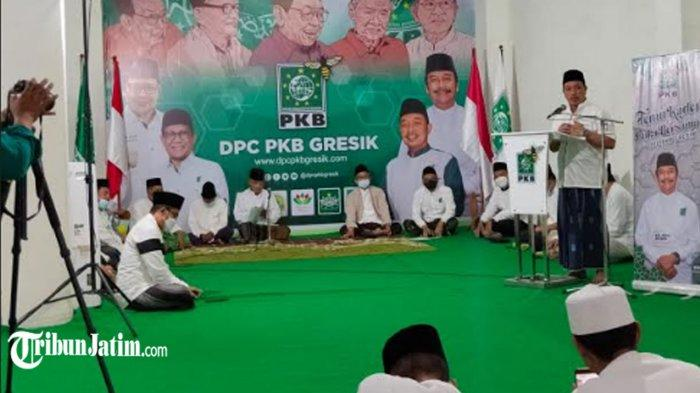 PKB Gresik Target 18 Kursi di Pemilu 2024, Langsung Tancap Gas Setelah Hari Raya Idul Fitri 1442 H