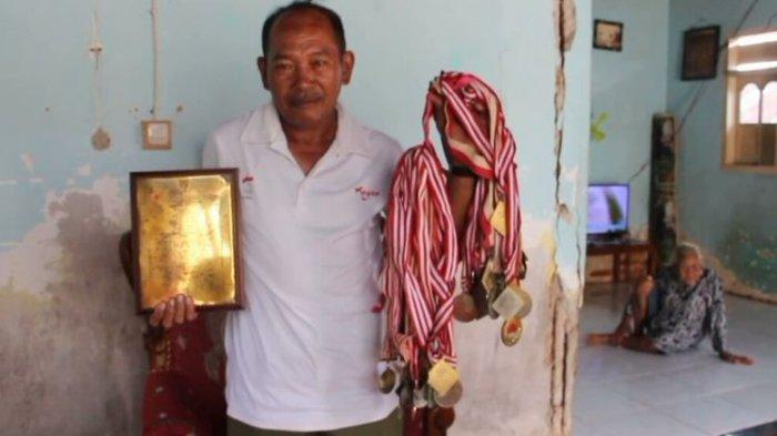 Kisah Pilu Abdul Razak, Peraih Emas SEA Games yang Jadi Nelayan, Pernah Jual Motor Demi Biaya PON