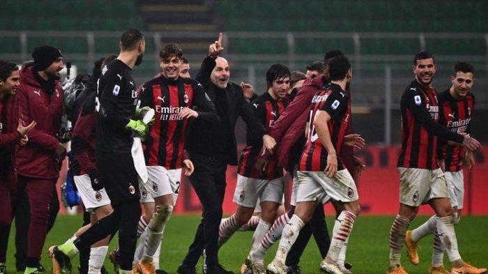 Update Klasemen Liga Italia - AC Milan Menjauh dari Inter, Juventus Keluar dari 4 Besar