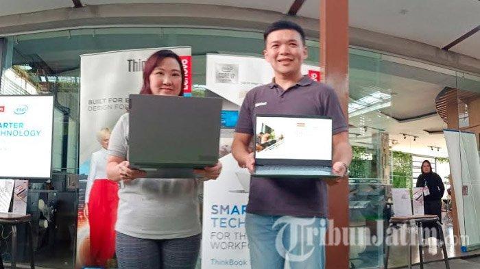 Lenovo ThinkBook 14, Laptop Tangguh dan Stylish, Harga Rp 7 Jutaan, Pas Buat Gen Z Indonesia