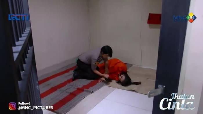 Sinopsis Ikatan Cinta 8 Juli 2021: Al Minta Nino Jangan Ganggu Andin, Mama Sarah Pingsan di Penjara