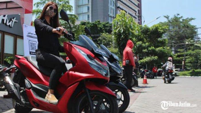 All New Honda PCX Riding Experience di Surabaya Sukses Pikat Konsumen Cantik, 'Worth It Dimiliki'