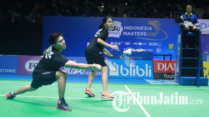 Jadwal Swiss Open 2021, Tiga Wakil Indonesia Tampil, Pasangan Malaysia Jadi Penghalang