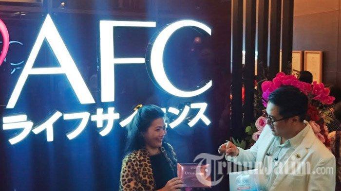 AFC Life Science Japan Tawarkan Produk Suplemen SOP100+, Cocok untuk Terapi Stemcell!