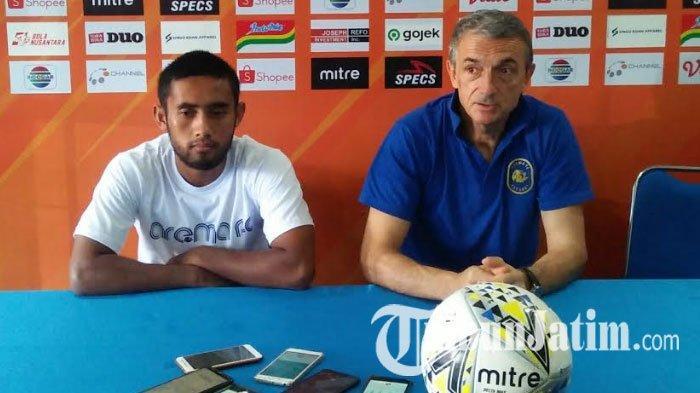 ANALISIS Pelatih Arema FC Milomir Seslija Soal Kekuatan PSIS Semarang