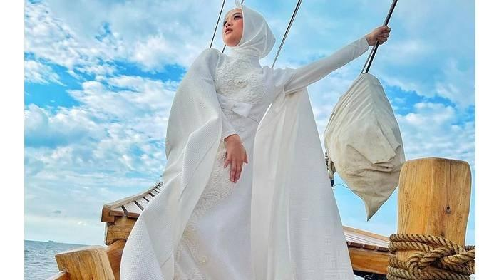 Lagu Religi Terbaru Agnes Popa 'Nawaitu Surga', Cocok Diputar di Bulan Ramadan, Punya Makna Syahdu