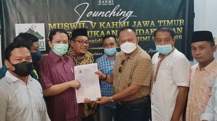 Kantongi Rekomendasi dari Belasan Daerah, Agung Mulyono Maju Nyalon Presidium KAHMI Jatim