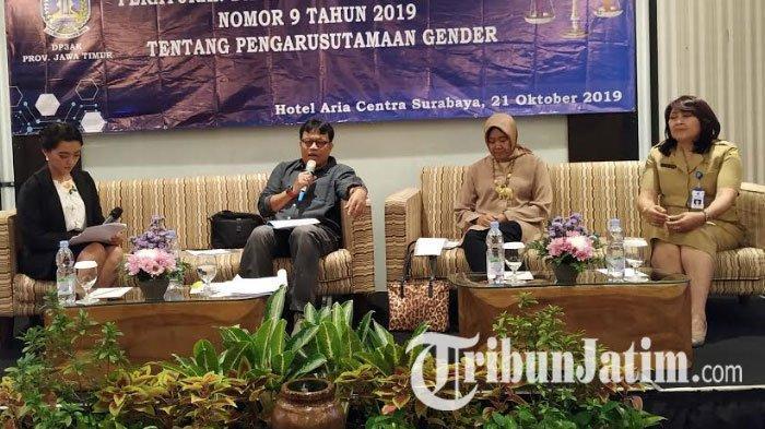 DPRD Jawa Timur Dorong Gubernur Khofifah Rancang Pergub Pengarusutamaan Gender