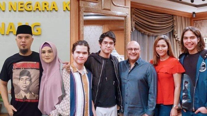 Sikap Ahmad Dhani Tahu Al El Dul Bela Maia Estianty, Suami Mulan Dulu Kuak Penyesalan: Tak Terganti