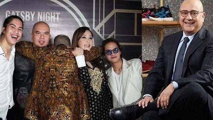 Beda Senyum Ahmad Dhani Seruangan dengan Irwan Mussry, Ciut Nyali? Reaksi 3 Anak Maia Tak Sama