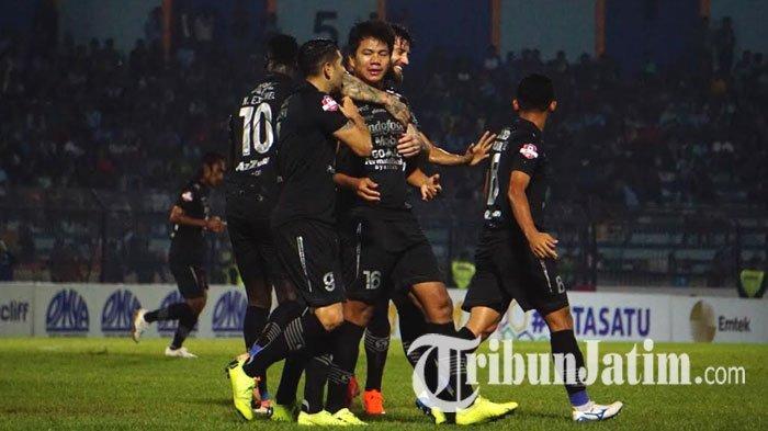 Hasil Persib Vs Persebaya, Menang 4-1, Maung Bandung Patahkan Tren Buruk Saat Jumpa Bajul Ijo