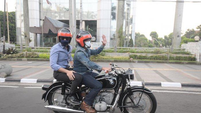 AHY Bertemu Ridwan Kamil, Partai Demokrat Ungkap Isi Pertemuan