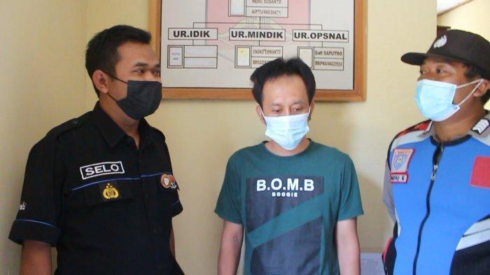 Cemburu Buta Aniaya Pacar di Rumah Saat Pagi Hari, Warga Ringinrejo Kediri Diigelandang Polisi